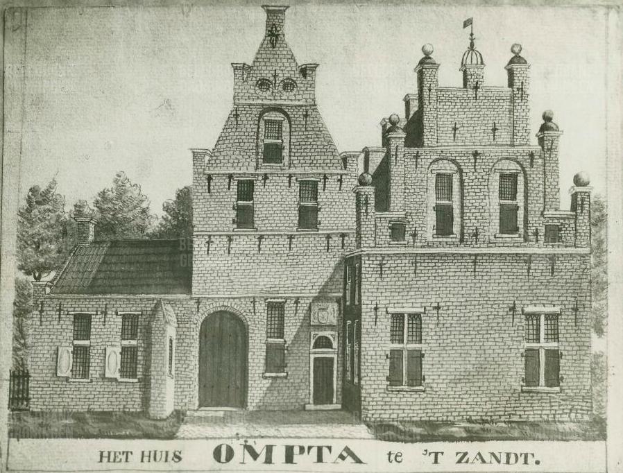 Omtadaborg 1750