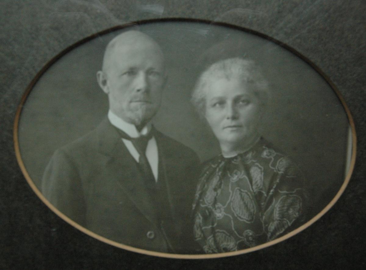 Auke Omta & Egbert Star (ovaal)