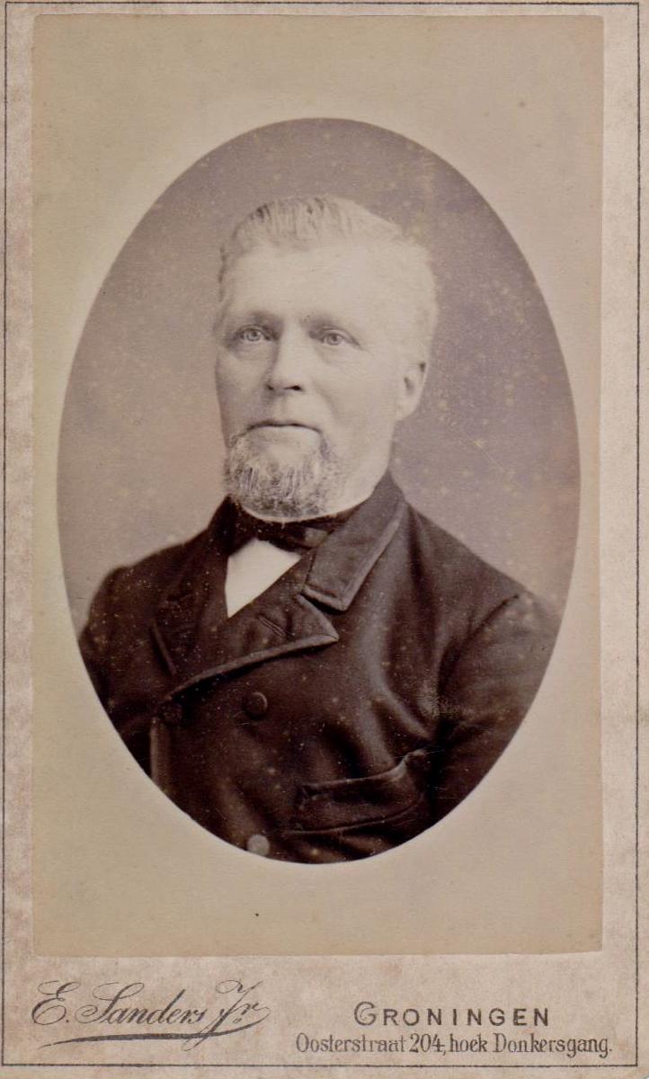Jacob Alderts Omta (1834-1903)