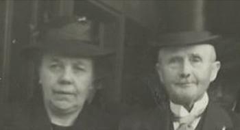 Pauwel Wiert Omta (1880-1974) & Geertje Swierenga (1887-1968)