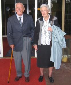 Albert Omta & Elisabeth Bartels