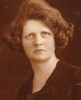 Alida Oostindiër (1892 - 1945)