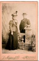 Auke Omta (1869 - 1938) & Egbert Star (1866 - 1953)