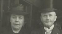 Geertje Swierenga (1887 - 1968) & Pauwel Wiert Omta (1880 - 1974)